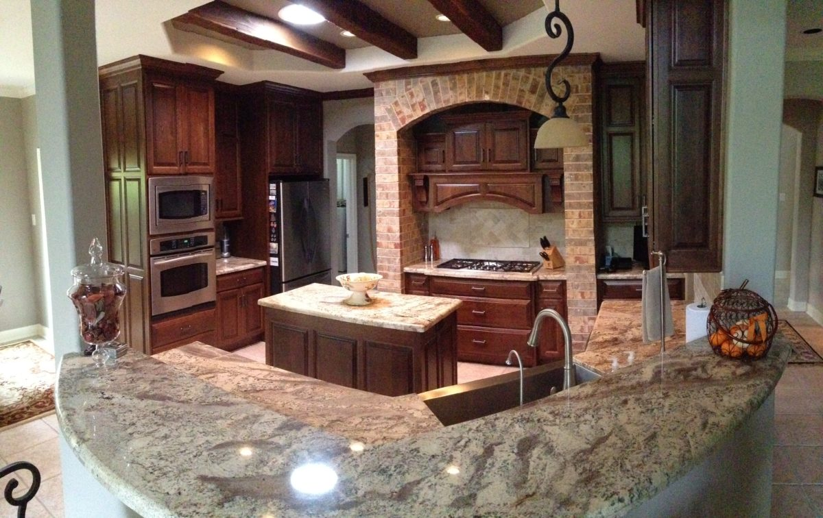 Amish cabinets texas austin houston 22 amish cabinets of for Kitchen remodeling austin tx