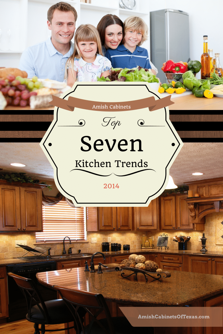 top 7 kitchen trends for 2014 amish cabinets of texas
