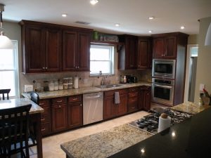 Katy TX luxury kitchen design