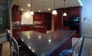 Katy TX Amish Kitchen Cabinets