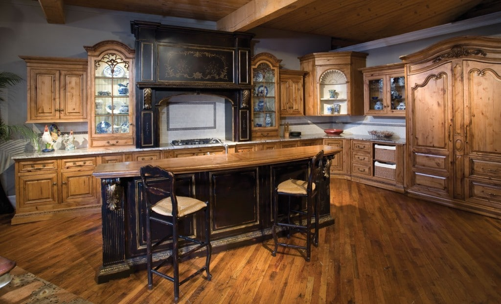 Adler Custom Kitchen Cabinetry