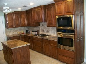 Friendswood TX Custom Cabinets