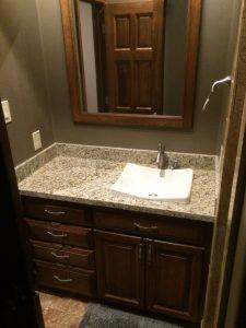 Katy TX Custom Bathroom Vanities