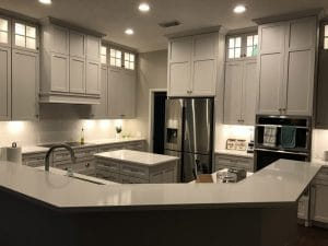 Houston TX Custom Wood Cabinets Near Me