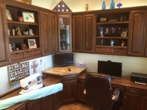 Houston Texas Amish Cabinets for custom job