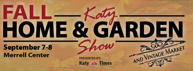 Fall Katy Home and Garden Show Banner