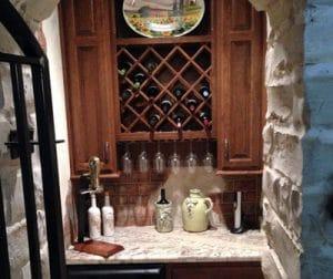 Houston TX Hardwood Cabinets