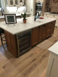 Friendswood TX Custom Kitchen Cabinets