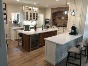 Katy TX cost of custom cabinets