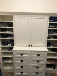 Katy Texas Custom Office Cabinets