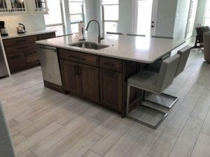 Katy TX custom kitchen islands